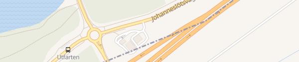 Karte IONITY Circle K Gävle