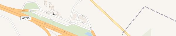 Karte Orlen MOP Tulce