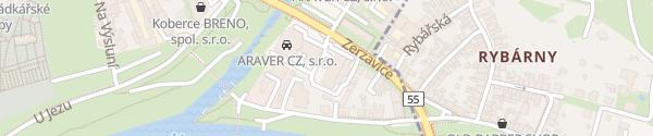 Karte Araver cz Staré Město u Uh. Hradiště