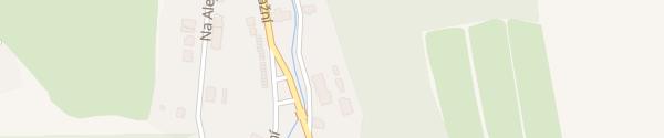 Karte Léčebna Dvorce