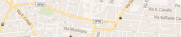 Karte Piazza Marconi Francavilla Fontana