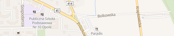 Karte Viva Tankstelle Opole