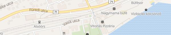 Karte e-Mobi Alsóörs