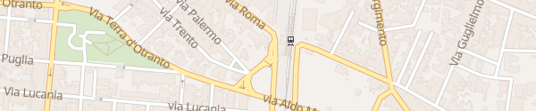 Karte Stazione Copertino