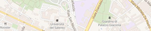 Karte Enel Drive Säule Lecce