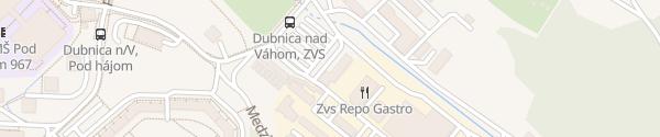 Karte ZVS Dubnica nad Váhom