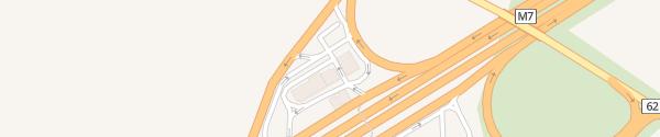 Karte Albapark Székesfehérvár