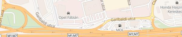Karte Mediamarkt Budaörs