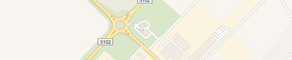 Karte MOL Tankstelle Szigetszentmiklós