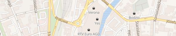 Karte Galeria Sfera Bielsko-Biała