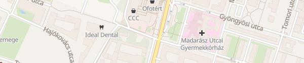 Karte Duna Plaza Budapest