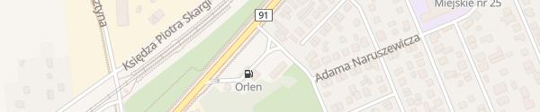 Karte Orlen Częstochowa