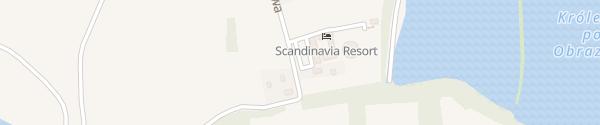 Karte Scandinavia Resort Zator