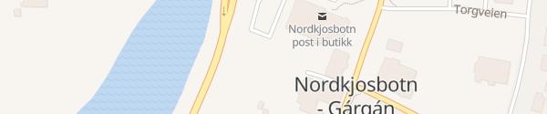 Karte Circle K Nordkjosbotn