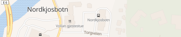 Karte Vollan Gjestestue Nordkjosbotn