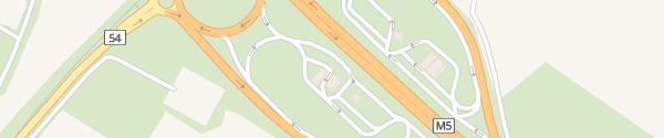 Karte MOL Kecskemét déli Kecskemét