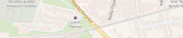 Karte MaxBet Novi Sad