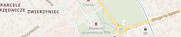 Karte Centrum Edukacji Przyrodniczej Zakopane
