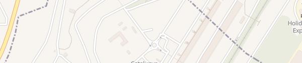 Karte Circuit de Barcelona-Catalunya Montmeló