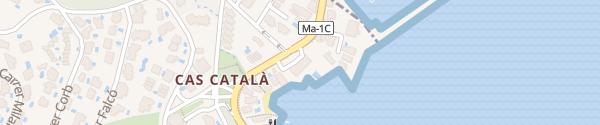 Karte Hotel Hospes Maricel & Spa Mallorca