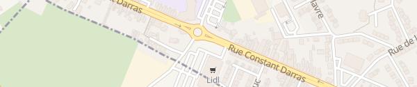 Karte Lidl Sallaumines
