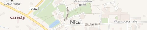 Karte Pienotava Nīca