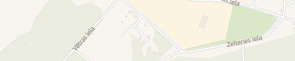 """Karte Zveijnieksēta (""""Fischerhof"""") Pāvilosta"""