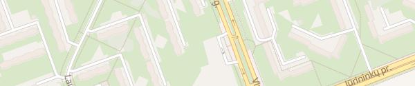 Karte Busparkplatz Klaipėda