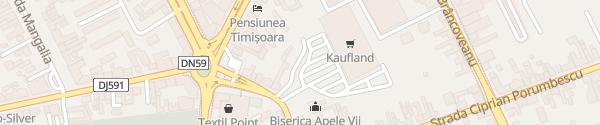 Karte Kaufland Timișoara
