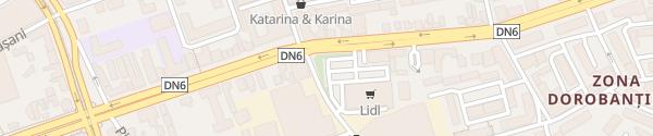 Karte Lidl Timișoara