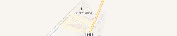 Karte Farmer Area Kapušany