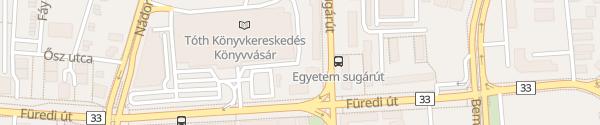 Karte Malompark Debrecen