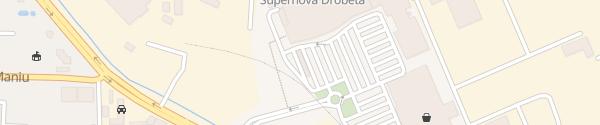 Karte Cora Drobeta-Turnu Severin