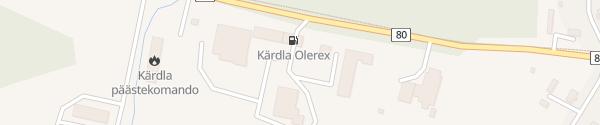 Karte Olerex Kärdla