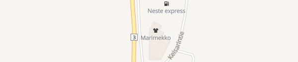Karte Juustoportti Jalasjärvi AC Pentinmäki