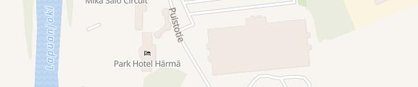 Karte Huvivaltio PowerPark Kauhava