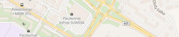 Karte Kaufland Suwałki