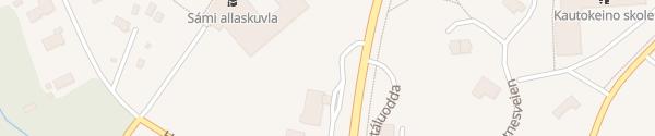 Karte Esso Kautokeino