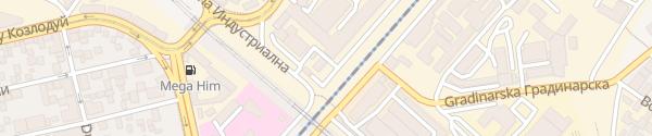 Karte Vasilevi Plaza Sofia