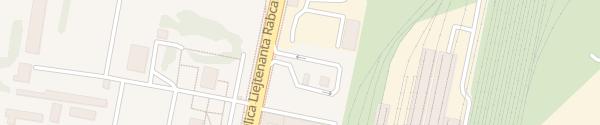Karte Belorusneft Tankstelle #92 Brest
