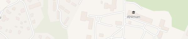 Karte Ahlmannin Kartano Tampere