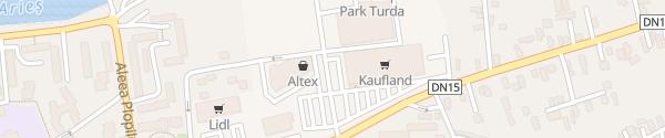 Karte Kaufland Turda