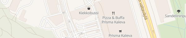 Karte Prisma Kaleva Tampere