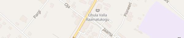 Karte Ladesäule Lihula