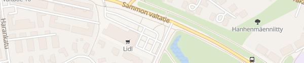 Karte Lidl Janka Tampere