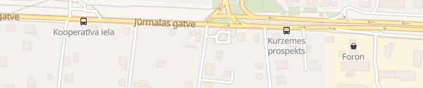 Karte Neste Jūrmalas gatve Rīga