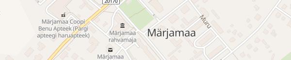 Karte Oru Märjamaa