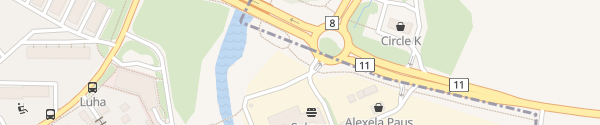 Karte Alexela Keila