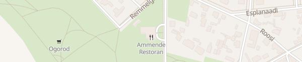 Karte Ammende Villa Pärnu