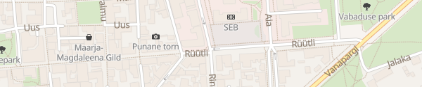 Karte Ringi Pärnu